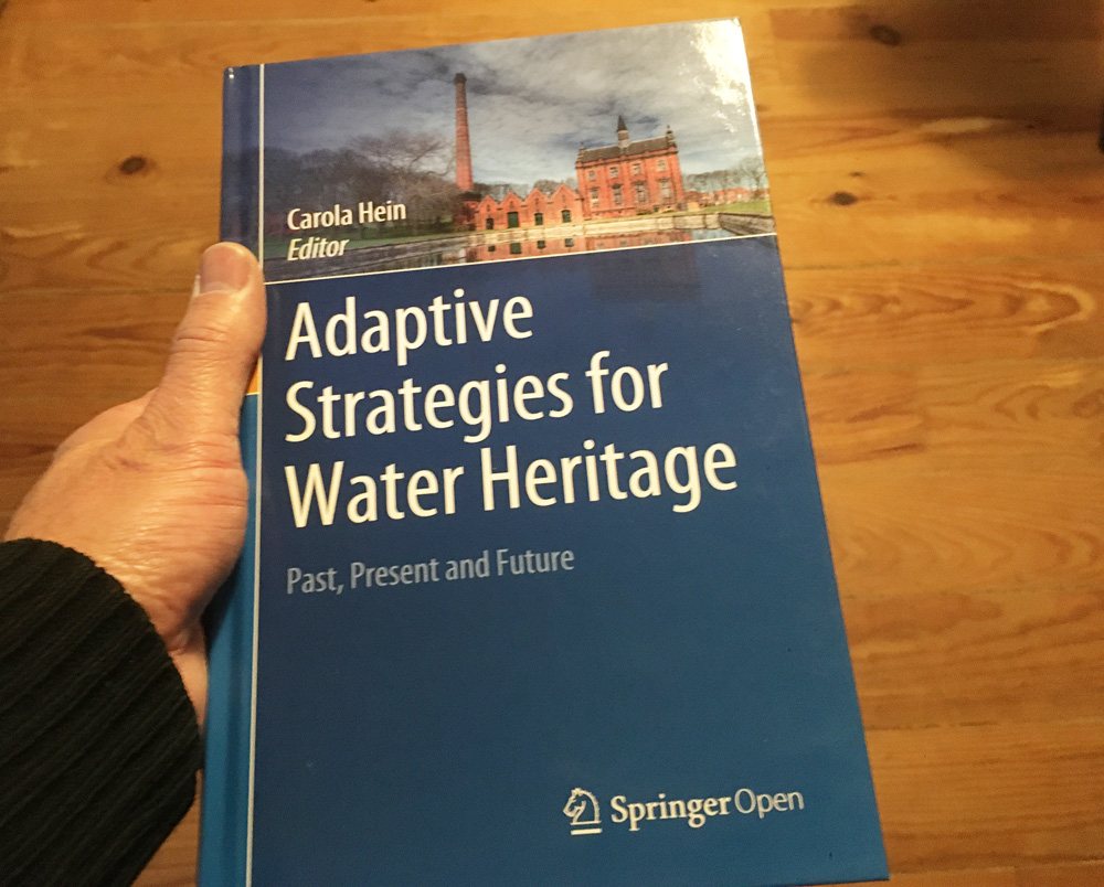 """Adaptive Strategies for Water Heritage, Past, Present and Future"""